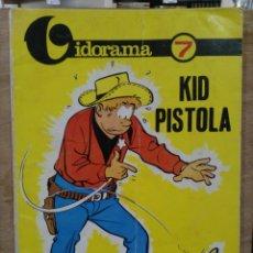 Cómics: VIDORAMA - Nº 7, KID PISTOLA . Lote 180167117