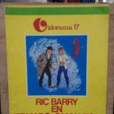 Cómics: VIDORAMA - Nº 17, RIC BARRY EN FIRMADO: CAMALEÓN. Lote 180167368