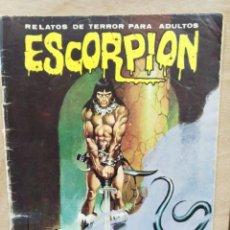 Cómics: ESCORPIÓN, RELATOS DE TERROR PARA ADULTOS - Nº 8 - ED. VILMAR. Lote 180168247