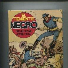 Cómics: GLENAT: EL TENIENTE NEGRO. Lote 180179347