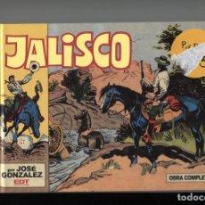 Cómics: GLENAT: JALISCO DE JOSE GONZALEZ. Lote 180179377