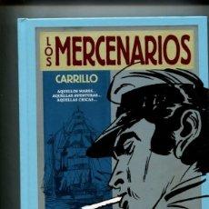 Cómics: LOS MERCENARIOS , EDICION INTEGRAL. Lote 180184110