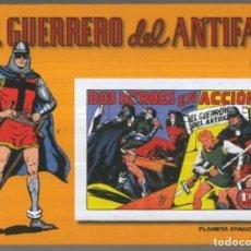 Cómics: PLANETA: EL GUERRERO DEL ANTIFAZ TOMO 11 (CON PRECINTO ORIGINAL EDITORIAL). Lote 180184428