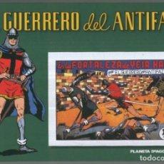 Cómics: PLANETA: EL GUERRERO DEL ANTIFAZ TOMO 10 (CON PRECINTO ORIGINAL EDITORIAL). Lote 180184458