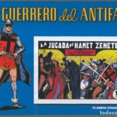 Cómics: PLANETA: EL GUERRERO DEL ANTIFAZ TOMO 09 (CON PRECINTO ORIGINAL EDITORIAL). Lote 180184490
