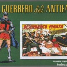 Cómics: PLANETA: EL GUERRERO DEL ANTIFAZ TOMO 22 (CON PRECINTO ORIGINAL EDITORIAL). Lote 180184567