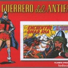 Cómics: PLANETA: EL GUERRERO DEL ANTIFAZ TOMO 20 (CON PRECINTO ORIGINAL EDITORIAL). Lote 180184606