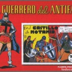 Cómics: PLANETA: EL GUERRERO DEL ANTIFAZ TOMO 04 (CON PRECINTO ORIGINAL EDITORIAL). Lote 180184645