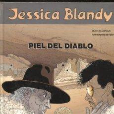 Cómics: JESSICA BLANDY NUMERO 5: PIEL DEL DIABLO. Lote 180184755