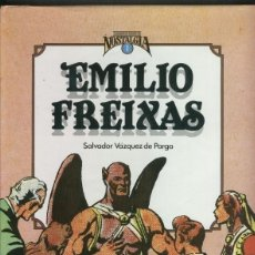 Cómics: TOUTAIN: CUANDO EL COMIC ES NOSTALGIA: EMILIO FREIXAS. Lote 180184911