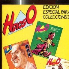 Cómics: EL JUEVES: REVISTA HDIOSO RETAPADO EDITORIAL NUMERO 1 AL 3. Lote 180184928