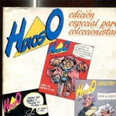 Cómics: EL JUEVES: REVISTA HDIOSO RETAPADO EDITORIAL NUMERO 4 AL 6. Lote 180184967