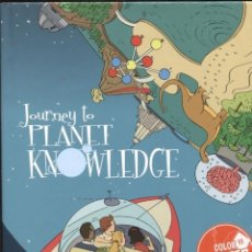 Cómics: JOURNEY TO PLANET KNOWLEDGE. Lote 180185048