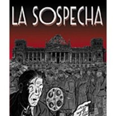 Cómics: LA SOSPECHA (DE MATZ MAINKA). EXCELENTE COMIC, COMO NUEVO Y REBAJADO. Lote 180195830