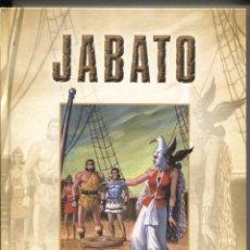 Cómics: EDICIONES B : JABATO , TOMO NUMERO 15: UN SOLO HOMBRE, EL ALUD VIVIENTE. Lote 180220835