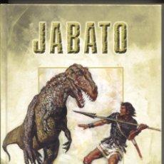 Cómics: EDICIONES B : JABATO , TOMO NUMERO 05: LA SOMBRA DEL COCODRILO, EL SECRETO DE LAS TORTUGAS. Lote 180220885