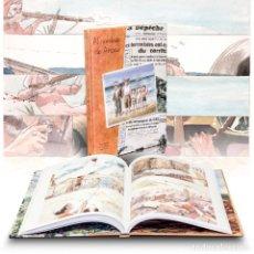 Cómics: CÓMICS. AL NORDESTE DE ARZEW - PACO SALES/ALAIN BONET (CARTONÉ) DESCATALOGADO!!! OFERTA!!!. Lote 180243293