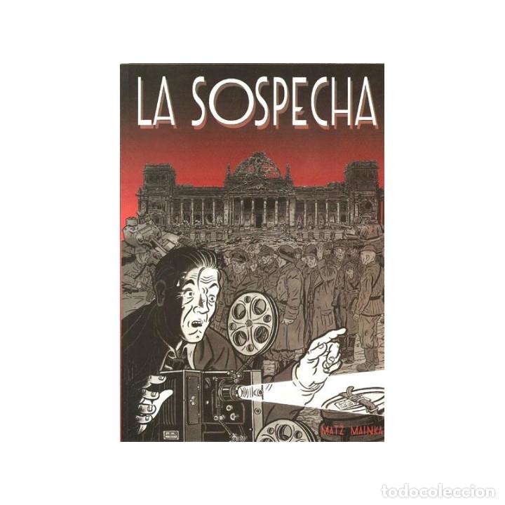 CÓMICS. LA SOSPECHA - MATZ MAINKA DESCATALOGADO!!! OFERTA!!! (Tebeos y Comics - Comics otras Editoriales Actuales)