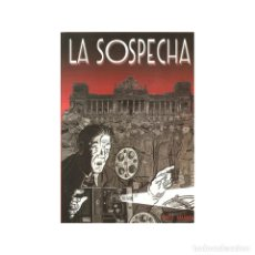 Cómics: CÓMICS. LA SOSPECHA - MATZ MAINKA DESCATALOGADO!!! OFERTA!!!. Lote 180243523