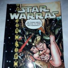 Cómics: STAR WARRAS. WET COLLECTION 5. 68 PÁGINAS. PARODIA PORNO STAR WARS. Lote 180273907