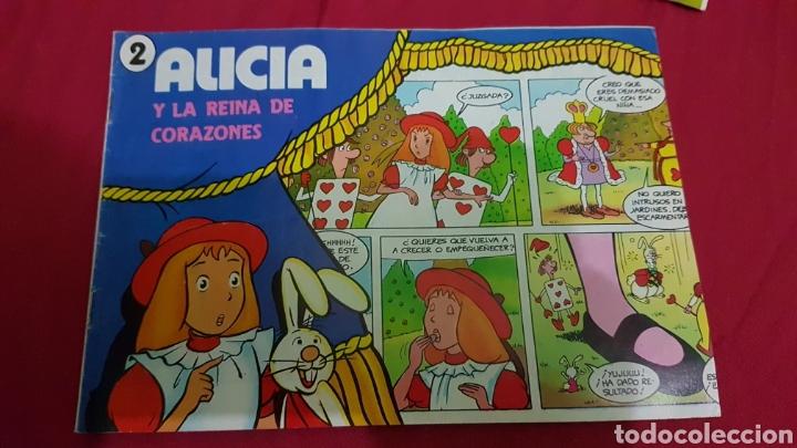 COMIC ALICIA 2 CUETARA (Tebeos y Comics - Comics otras Editoriales Actuales)