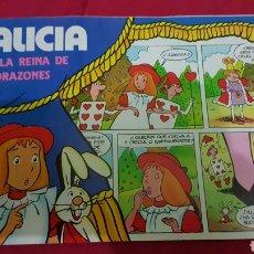Cómics: COMIC ALICIA 2 CUETARA. Lote 180287122