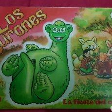 Cómics: COMIC LOS AURONES 6 CUETARA. Lote 180287160