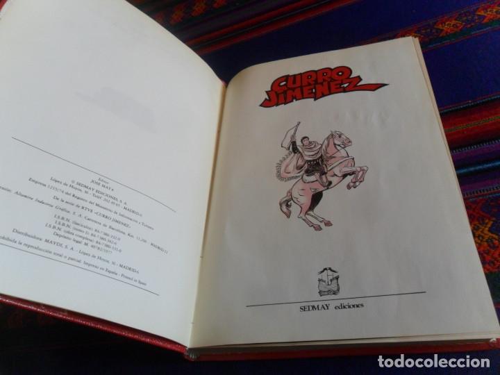 Cómics: CURRO JIMÉNEZ TOMO Nº 1 CON LOS NºS 1 2 3 4 5 6 7 8 9 10 11 12. SEDMAY 1977. CORRECTO ESTADO. RARO. - Foto 2 - 180291706