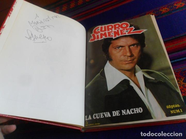 Cómics: CURRO JIMÉNEZ TOMO Nº 1 CON LOS NºS 1 2 3 4 5 6 7 8 9 10 11 12. SEDMAY 1977. CORRECTO ESTADO. RARO. - Foto 3 - 180291706