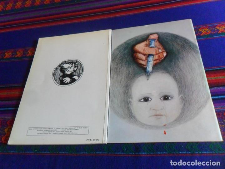 Cómics: STAR Nº 13 PRESENTA FRITZ THE CAT EJEMPLAR SECUESTRADO Y EL GATO FRITZ COLECCIÓN TUMI Nº 4. MBE. - Foto 2 - 180295393
