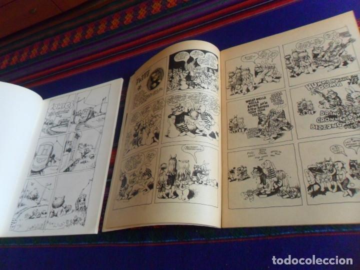 Cómics: STAR Nº 13 PRESENTA FRITZ THE CAT EJEMPLAR SECUESTRADO Y EL GATO FRITZ COLECCIÓN TUMI Nº 4. MBE. - Foto 4 - 180295393