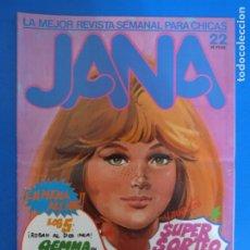 Cómics: REVISTA JUVENIL DE Nº 22 DE SARPE LOTE 15. Lote 180314270