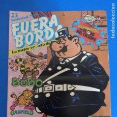 Cómics: REVISTA FUERA BORDA Nº 23 DE SARPE LOTE 28 D. Lote 180314516