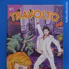 Cómics: REVISTA JUVENIL DE:TRAVOLTO Nº 1 AÑO 1979 LOTE 15 . Lote 180320291