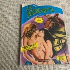 Cómics: LA VIGILANTA Nº 1 COMIC EROTICO -EDITA : GS, S.A. AÑOS 80. Lote 180349800