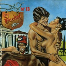 Cómics: EL BURDEL - EDITORIAL ASTRI / NÚMERO 13. Lote 180410076