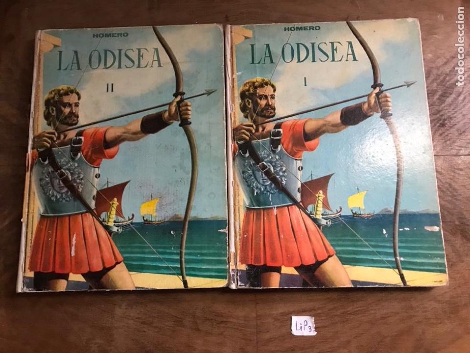 LA ODISEA 1 Y 2 (Tebeos y Comics Pendientes de Clasificar)