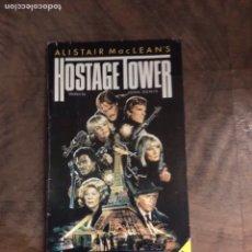 Cómics: HOSTAGE TOWER. Lote 180425622