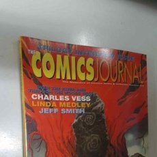 Cómics: MAGAZINE: THE COMICS JOURNAL NUMBER 218, DEC 1999. INTERVIEWS (CHARLES VESS, LINDA MEDLEY, JEFF .... Lote 180466545