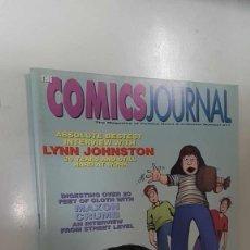Cómics: MAGAZINE: THE COMICS JOURNAL NUMBER 217, NOV 1999. ALEX ROSS SKETCHBOOK, INTERVIEW LYNN JOHNSTON.... Lote 180466563