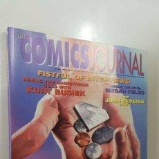 Cómics: MAGAZINE: THE COMICS JOURNAL NUMBER 216, OCT 1999. INTERVIEWS (KURT BUJIEK, MEGAN KELSO, JOHN SE.... Lote 180466575