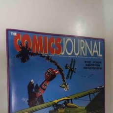 Cómics: MAGAZINE: THE COMICS JOURNAL NUMBER 215, AUG 1999. INTERVIEWS WITH JOHN SEVERIN AND TONY MILLION.... Lote 180466583