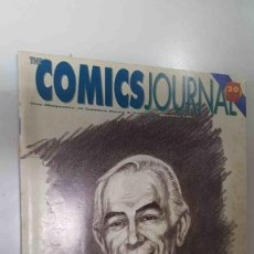 Cómics: MAGAZINE: THE COMICS JOURNAL NUMBER 186, APRIL 1996. 20 YEAR ANNIVERSARY (1976-1996). GIL KANE A.... Lote 180466655