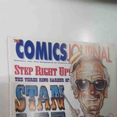 Cómics: MAGAZINE: THE COMICS JOURNAL NUMBER 181, OCT 1995. CONTENTS: STAN THE MAN, INTERVIEWS WITH ART S.... Lote 180466663