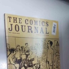 Cómics: MAGAZINE: THE COMICS JOURNAL NUMBER 251, MARCH 2003. CONTENTS: JAMES STURM - MORE THAN YOY WANTE.... Lote 180466680