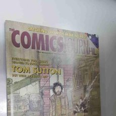 Cómics: MAGAZINE: THE COMICS JOURNAL NUMBER 230, FEB 2001. CONTENTS: EVERITHING ABOUT TOM SUTTON, MARVEL.... Lote 180466713