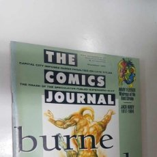 Cómics: MAGAZINE: THE COMICS JOURNAL NUMBER 166, FEB 1994. CONTENTS: INTERVIEW WITH TARZAN ARTIST, JACK .... Lote 180466728