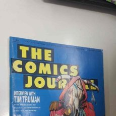 Cómics: MAGAZINE: THE COMICS JOURNAL NUMBER 144, SEP 1991. CONTENTS: INTERVIEW WITH TIM TRUMAN, CARIBBEA.... Lote 180466740