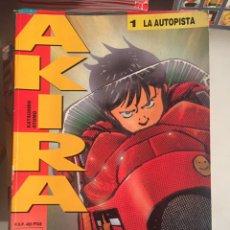 Fumetti: COLECCIÓN CÓMIC AKIRA. Lote 180489595