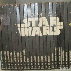 Cómics: STAR WARS COMPLETA - 70 TOMOS TAPA DURA - PRECINTADA Y SIN LEER - PLANETA DEAGOSTINI - IMPECABLE . Lote 180491123